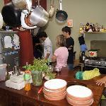 Preparation du Cafe