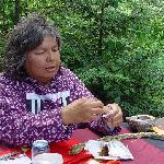 Learn local traditions with an Anishinaabe elder.