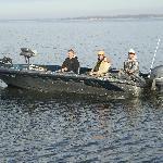 Guide Service boat