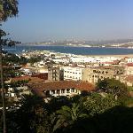 vue depuis l'hôtel El Minzah