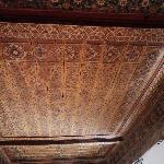 suite cumin et son magnifique plafond