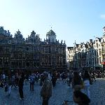 The square-La Grande Place- 5 min away!