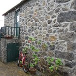 Bike parking at Quinta dos Frutos