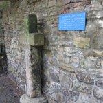 The old Market Cross, Corbridge
