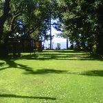 View toward Clear Lake