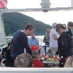 Canada Day with friends and family - Harrison Lake