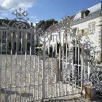 Chateau du Juvigny - main gate