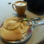 Les pancakes du petit-déjeuner !