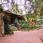 Frog Cottage & Entry