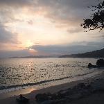 Sunset at Nihiwatu