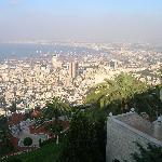 A view of Haifa