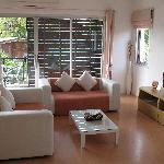 Lounge / Balcony in 2 bedroom apartment