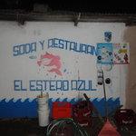 Soda Y Restaurante El Estero Azul