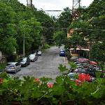 Road the Vila Franka