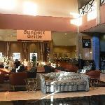 Lobby & Sunport Grill