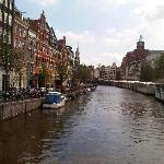 One of Amsterdams canels