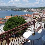 Room Balcony at Villa Katarina