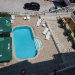 Villa Katarina swimming pool