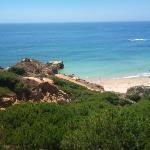 View from Aurmar beach resort D block