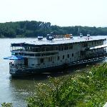 REstaurant Krishna is located at Botel Marina