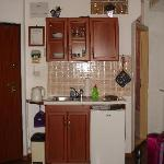 The kitchenette - everything you need!