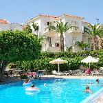 Princess Hotel pool