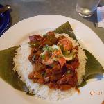 Chicken 'n' Seafood Jambalaya
