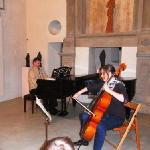 Concerto nella galleria