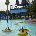 On-stie Water Park