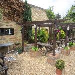 The Courtyard Terrace