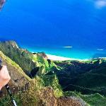 Overlooking Kalalu Beach