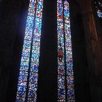 Spectacular Stained Glass 70+ Feet Tall