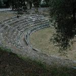 Gythion, antikes Theater