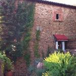 ingresso Ristorante al convento