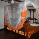 Traditional Swahili Bed