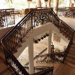 La réception du Vivanta by Taj Fort Aguada