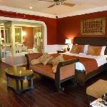 La chambre du Vivanta by Taj Fort Aguada