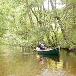 River Spey Descent canoe expedition