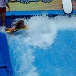 Virtual surf.