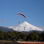 Tandem fly Paragliding
