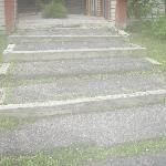 steps in need of repair