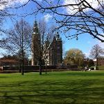Rosenborg Castle - por Marcio Okusu