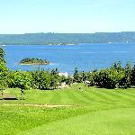 Spectacular Golf Course Views