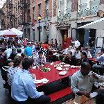 Stone Street street dining