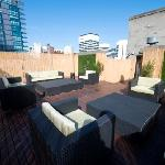 Rooftop Sundeck