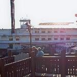 The Showboat Branson Belle Docked