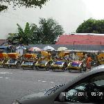 Trishaw rides