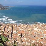 View of Cefalu'
