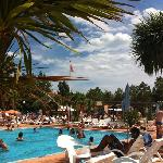 pool complex @ les Sablons