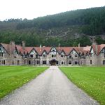 Mar Lodge, stunning building